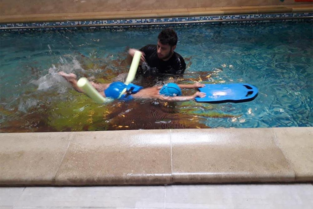 Grădinița Căsuța din pădure • piscină • activități